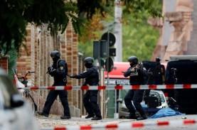 Sinagog Diserang, Dua Orang Tewas Saat Perayaan Yom…