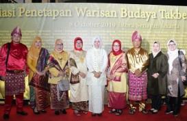 Tempoyak dan Tanjak Bawa Palembang Terima Penghargaan Warisan Budaya