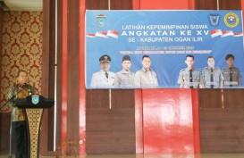 85 Peserta Ikuti Latihan Kepemimpinan Siswa di Ogan Ilir