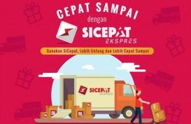 SiCepat Ekspres Targetkan Pengiriman 1 Juta Paket Per Hari