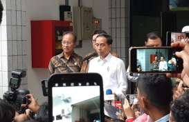 Jokowi Sebut Pelaku Penusukan Wiranto Adalah Teroris