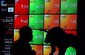 IHSG Melemah, Investor Asing Bukukan Net Sell Rp564,56 Miliar