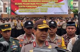 Polda DIY Andalkan Bhabinkamtibmas untuk Amankan Pelantikan Jokowi