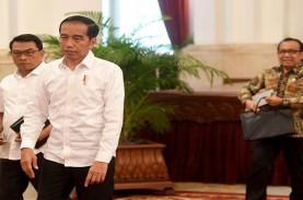 5 Berita Populer Ekonomi, Jokowi Sindir Dirut Perhutani…