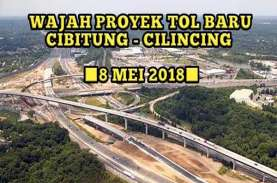 TOL CIBITUNG—CILINCING : Biaya Konstruksi Membengkak