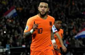 Hasil Kualifikasi Euro 2020 : Belanda, Jerman, Irlandia Utara Bersaing Ketat