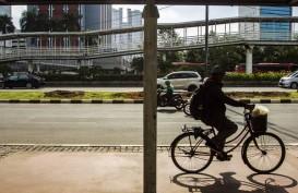 Dinas Bina Marga DKI Anggarkan Revitalisasi Trotoar Rp1,21 Triliun Tahun 2020