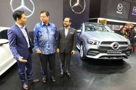 5 Terpopuler Otomotif, Mercedes-Benz Incar 46 Persen…