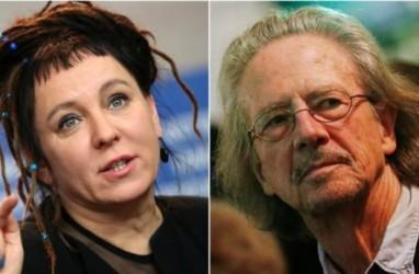 Peter Handke dan Olga Tokarczuk Menangkan Hadiah Nobel Sastra