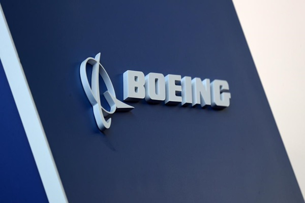Logo Boeing - Reuters
