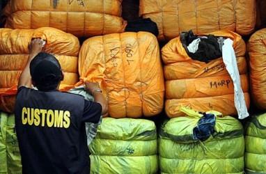 Impor Selundupan Pakaian tak Terbendung