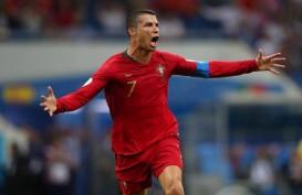 Hasil Kualifikasi Euro: Ronaldo Bawa Portugal Pesta Gol, Ukraina Pimpin Klasemen