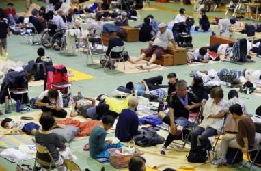 Topan Hagibis Tewaskan 2 Orang di Jepang