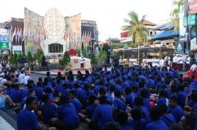 Ratusan Orang Peringati 17 Tahun Tragedi Bom Bali…