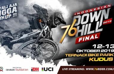 Final 76 Indonesian Downhill 2019. Ini Live Streamingnya