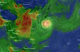Topan Hagibis Tinggalkan Daratan Jepang. Tak Berdampak ke Indonesia
