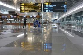 Keren, di Terminal 3 Soekarno-Hatta Ada Robot Pembersih…