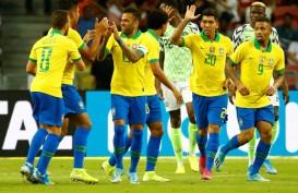 Neymar Cedera vs Nigeria, Brasil Teruskan Gagal Menang (Video)