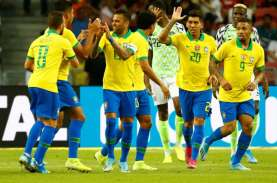 Neymar Cedera vs Nigeria, Brasil Teruskan Gagal Menang…