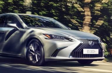 Seri ES Topang Penjualan Sedan Lexus