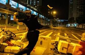 Hong Kong Brutal, Seorang Polisi Disayat Lehernya