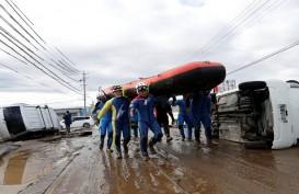 Topan Hagibis: Jepang Kerahkan Ratusan Ribu Petugas untuk Evakuasi Warga