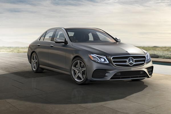 Mercedes Benz E-Class.  - Mercedes