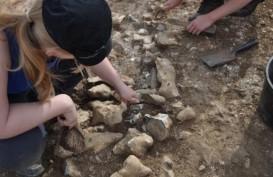 Kapak Corong Perunggu Ditemukan di Situs Bobu Uriyeng, Papua