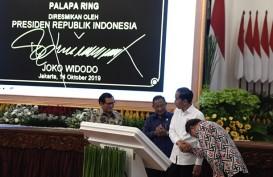 Di Depan Jokowi, Rudiantara Tunjukkan Belanja ICT Indonesia Rendah
