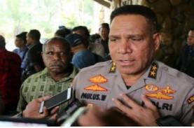 Kapolda Papua : Kelompok Perusuh Incar Senjata Anggota