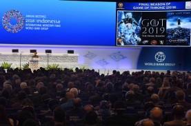 Perlambatan Ekonomi Jadi Fokus Utama Pertemuan IMF-World…
