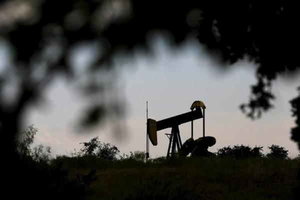 West Texas Intermediate - Reuters