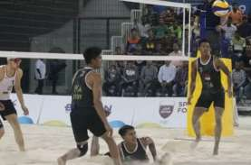 Voli Pantai Indonesia vs Australia di 8 Besar World…