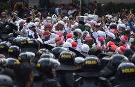 Wanita Perekam Video 'Penggal Jokowi' Berjanji Tak Ulangi Lagi