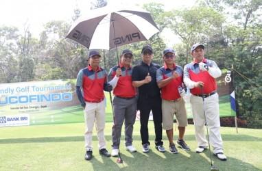 Rayakan HUT ke-63, Sucofindo Gelar Golf Tournament