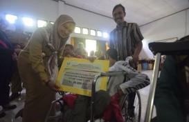 32 Penyandang Disabilitas Fisik di Luwu Utara Terima Bantuan Rp.80jt