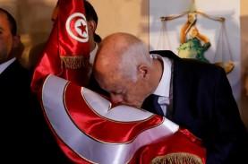 Kais Saied Ditetapkan Sebagai Pemenang Pilpres Tunisia