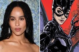 Aktris Zoe Kravitz Bakal Perankan Catwoman di Film…