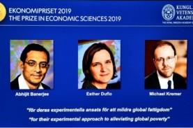Perangi Kemiskinan Dengan Pendekatan Sains, Tiga Serangkai…