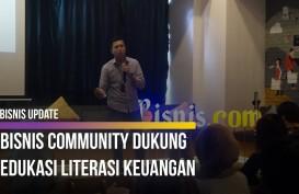 Bisnis Community Dukung Edukasi Literasi Keuangan