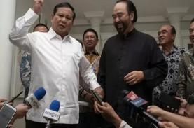 Parpol Pengusung Prabowo Merapat ke Jokowi, Jusuf…