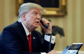 Trump Telepon Erdogan, Minta Turki Setop Buru Kelompok Kurdi di Suriah
