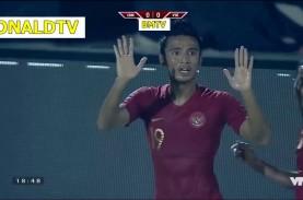 Indonesia Takluk 1-3 dari Vietnam, Thailand Puncaki…