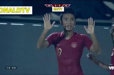 Indonesia Takluk 1-3 dari Vietnam, Thailand Puncaki Grup G. Ini Videonya