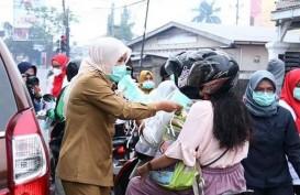Kabut Asap: Pemkot Palembang Imbau Warga Kenakan Masker