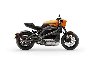 Belum Sampai Sebulan, HD Setop Produksi Sepeda Motor Listrik Pertamanya