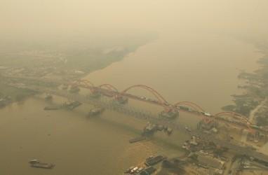 PM10 Udara Palembang Capai Angka 821.942, Berbahaya Bagi Kesehatan