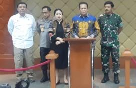 MPR : Pelantikan Jokowi-Amin Dipastikan Aman, Dua Kepala Negara Hadir