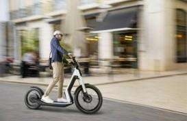Siap-siap, Ibu Kota Segera Atur Penggunaan Skuter dan Sepeda Listrik