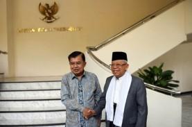Mandiri Syariah Cari Pengganti Ma'ruf Amin
